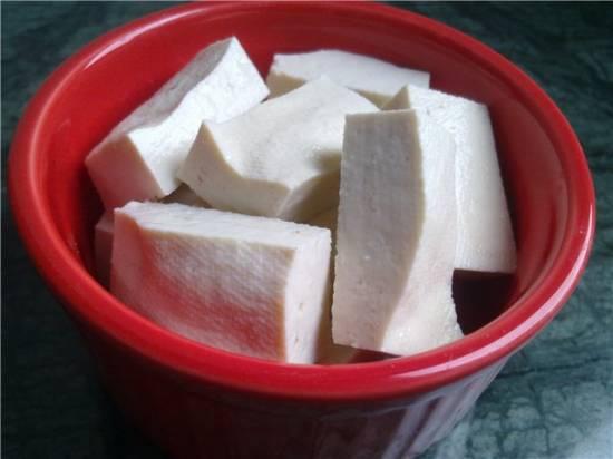 Тофу - соевый творог