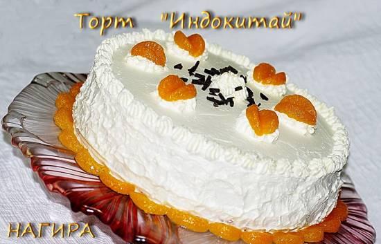 Торт соевый Индокитай
