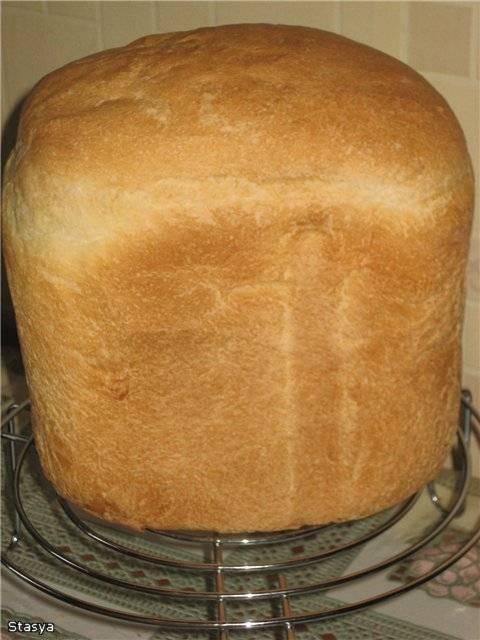 Panasonic SD-2502. Обычный белый хлеб Panasonic SD-2502. Обычный белый хлеб