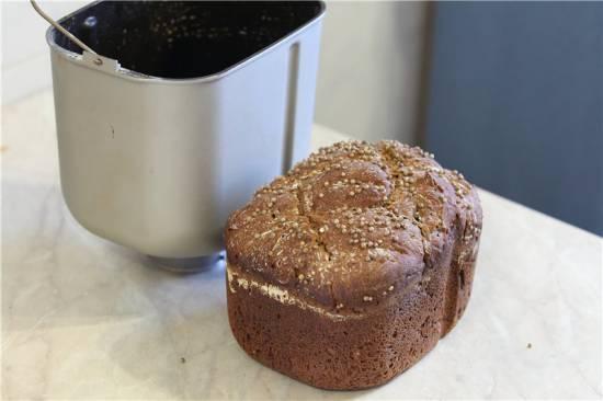 Бородинский хлеб Тот самый в хлебопечке