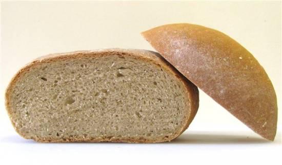 Хлеб Гражданский по ГОСТу (духовка)