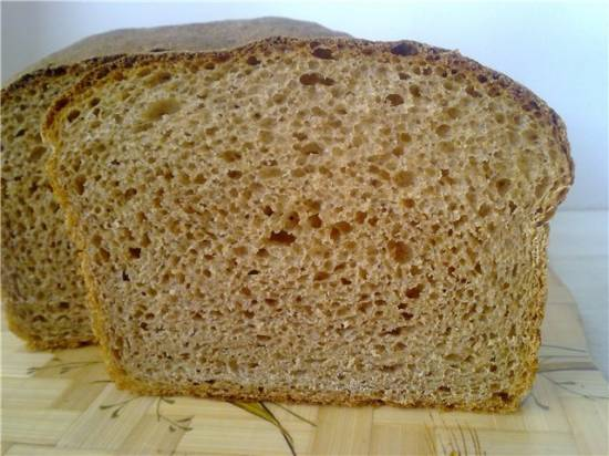 Хлеб Киевская арнаутка (духовка)