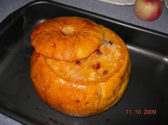 Тыква тушеная с морковью в мультиварке Panasonic