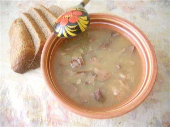 Суп Щурбе (скороварка ARC)