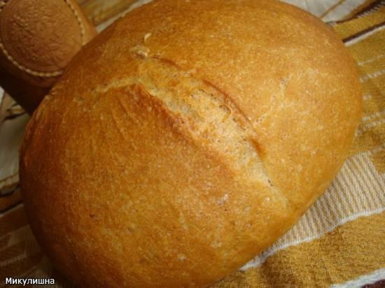 Хлеб типа Альтамура - Pane tipo Altamura