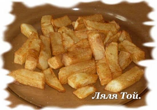 Картофель Фри из кинофильма Девчата.