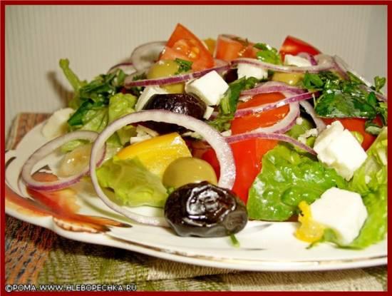Греческая кухня и ее значение в мире