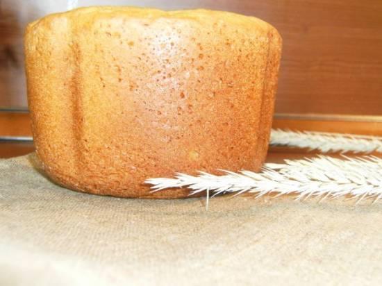 Пшеничный хлебушек 2-х сортов