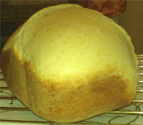 Mystery 1202. Сверхбыстрый хлеб