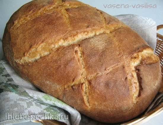 Традиции выпечки хлеба