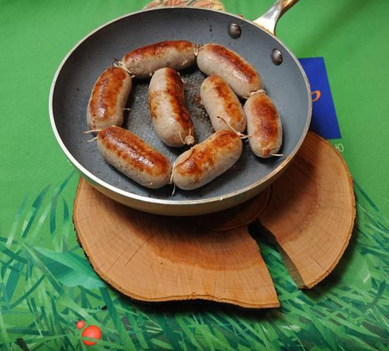 Колбаски шашлычные Колбаски шашлычные
