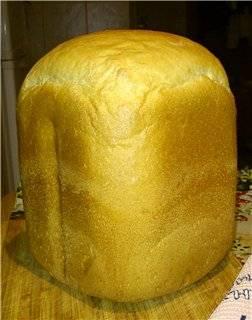 Пшенично-ржаной хлеб на тёмном пиве