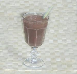 Шоколадно молочный коктейль из кинофильма Осторожно двери закрываются