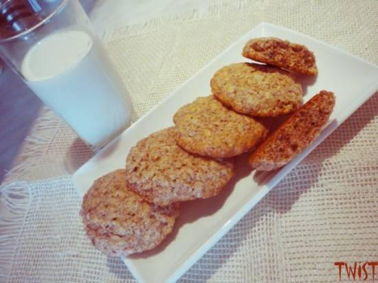 Печенье овсяное Лакомка