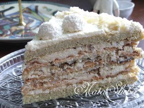 Торт фантазийный с наполнителями