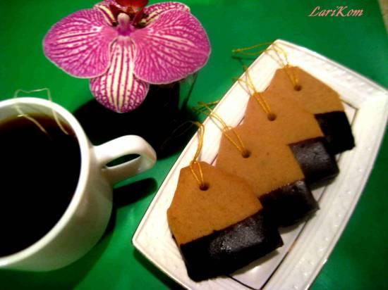 Печенье Чайные пакетики