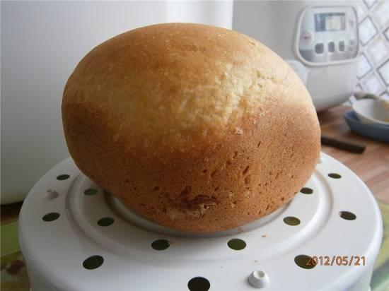 Supra BMS-230. Обычный хлеб на 500г