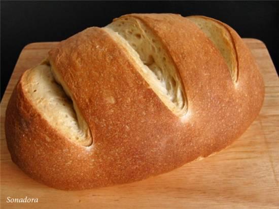 Пьемонтский хлеб Grissia