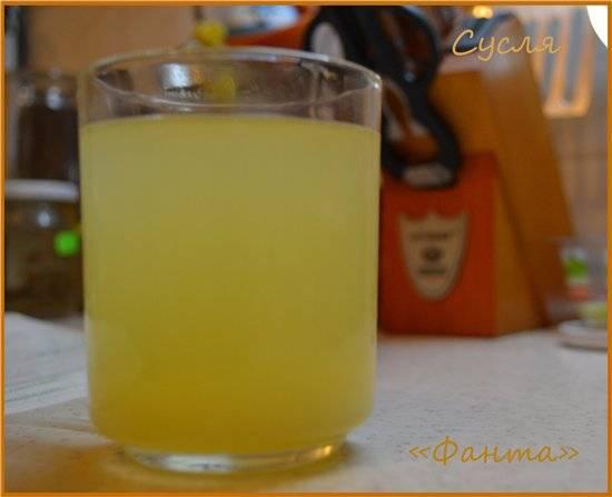 Напиток апельсиновый  Фанта