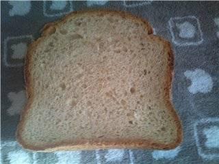 KenWood BM450. Хлеб пшенично-ржаной с луковым кубиком