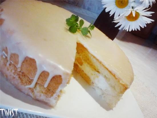 Торт Сицилийская кассата