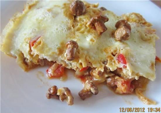 Всемирный день яйца - готовим омлеты, и другие блюда из яиц!