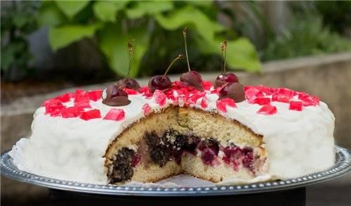 Торт  Панi на пiдборах (Дама на каблуках)