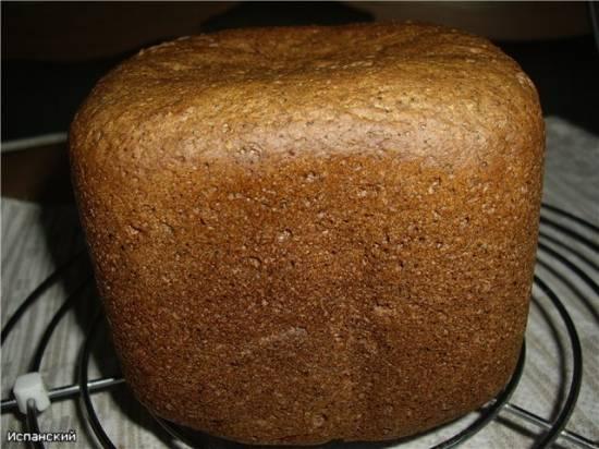 Binatone BM-2169. Испанский хлеб в хлебопечке Binatone BM-2169. Испанский хлеб в хлебопечке