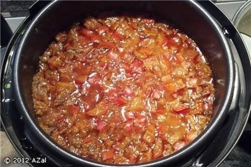 Венгерский суп-гуляш (мультиварка Moulinex Minute Cook CE4000) Венгерский суп-гуляш (мультиварка Moulinex Minute Cook CE4000)