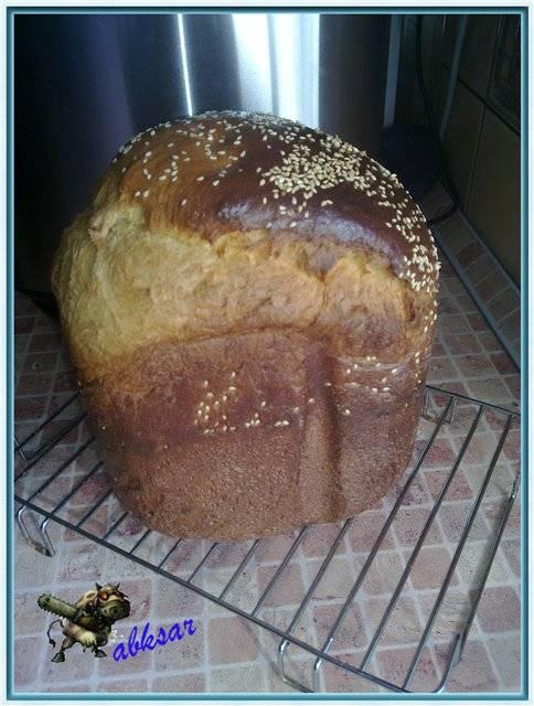 Хлеб Просто сдоба в хлебопечке