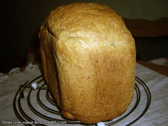 Полесский новый хлеб