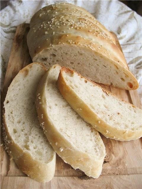 Соленый канадский хлеб