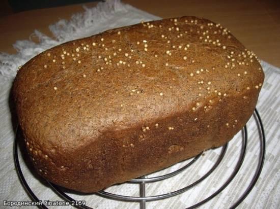 Binatone BM-2169. Бородинский хлеб.