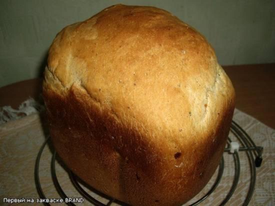 """Хлеб на закваске """"Первый"""""""