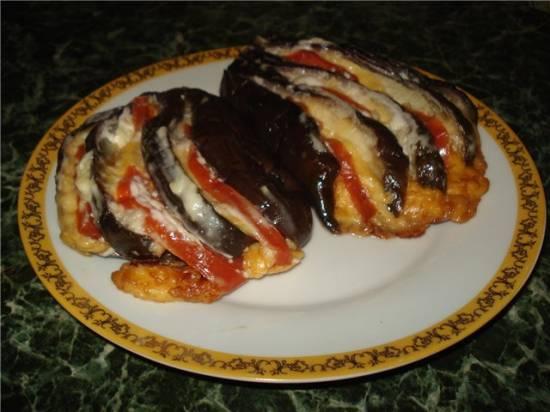 Горячая закуска из баклажанов (скороварка Brand 6050)