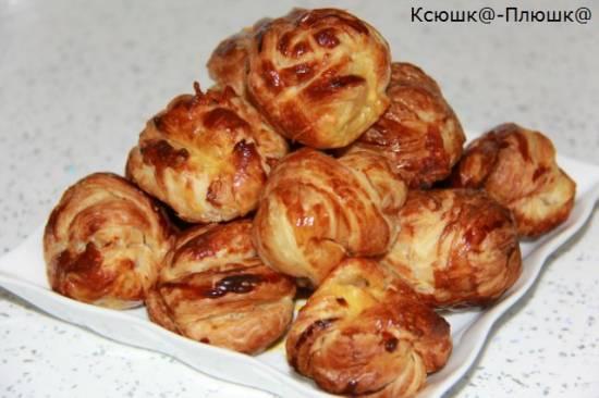 Орешки мягкие (2 рецепта)