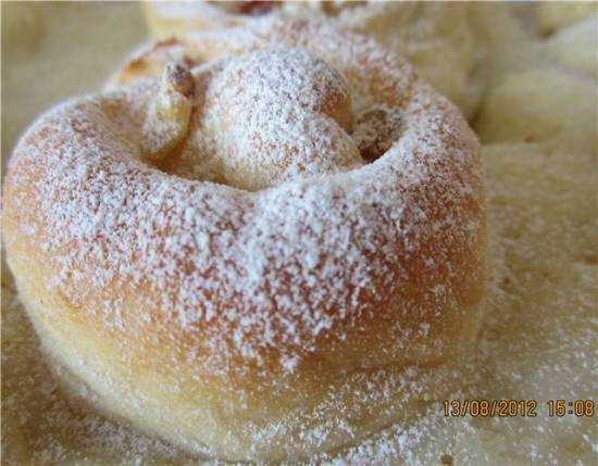 Пирог - плюшка