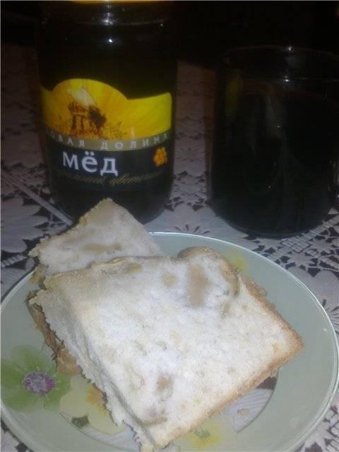 """Шарлотка в хлебопечке """"Орион"""""""