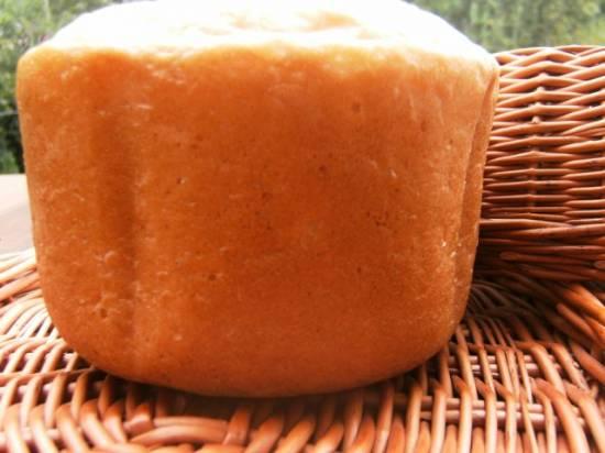 Bork. Очень вкусный белый хлеб