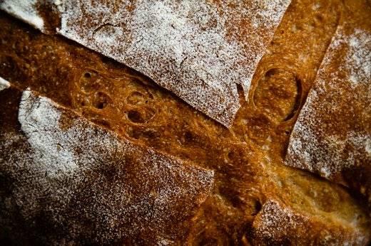 Бретонский хлеб (Pain de Breton) в духовке