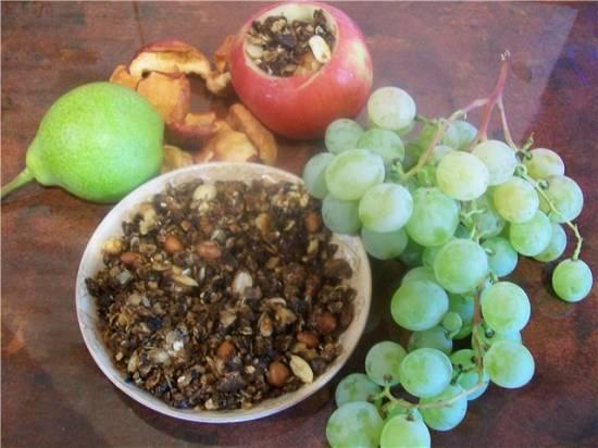 Гранола - полезный завтрак
