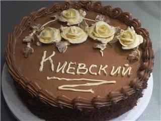 Как объединить киевский торт с крем-брюле?