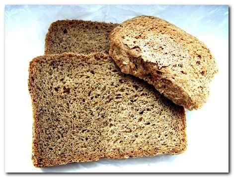 Хлеб пшенично-ржаной на  пиве в хлебопечке