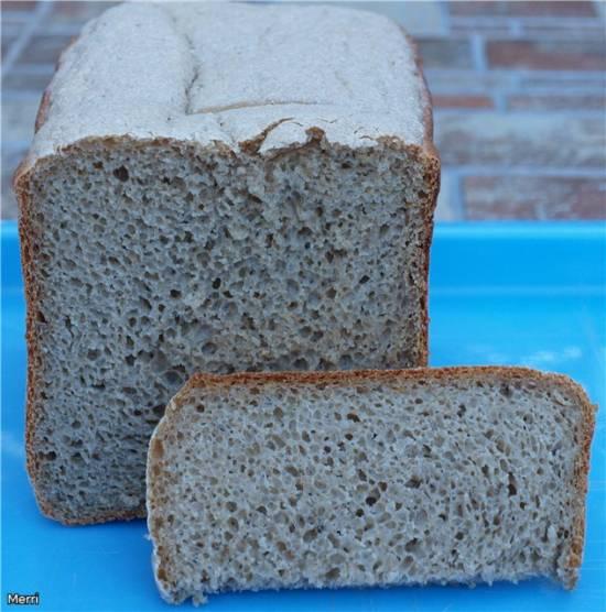 Хлеб времён Французской Революции в хлебопечке