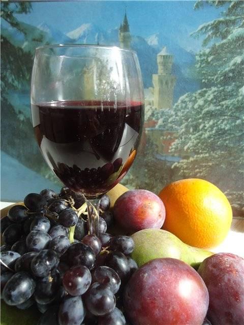 Вино из черноплодной рябины Вино из черноплодной рябины