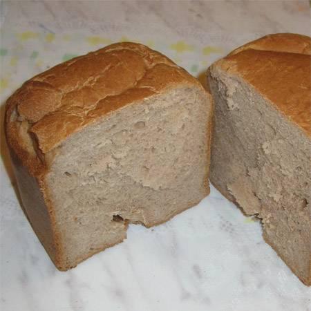 Хлеб Африканец (хлебопечка)