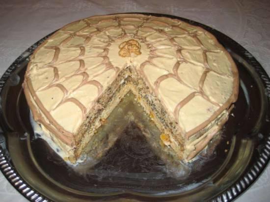 Торт «Мудрый еврей»