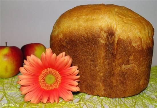 Хлеб из рубленой овсяной крупы на кефирной закваске методом без замеса.