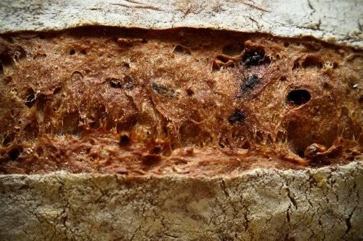 Хлеб винодела (Pain au Vingeron) в духовке