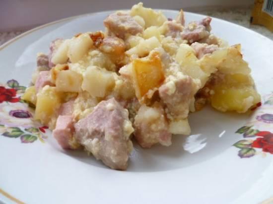 Крестьянский завтрак (Мультиварка Stadler Form)